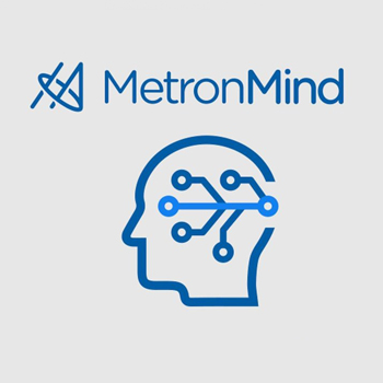 MetronMind is a veterinary software product used with any digital radiography system